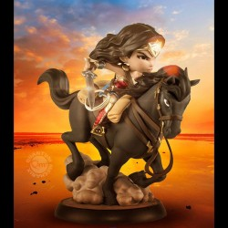 Wonder Woman Movie figurine Q-Fig MAX Wonder Woman 15 cm