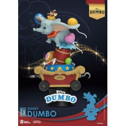 Disney Classic Animation Series diorama PVC D-Stage Dumbo 15 cm