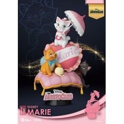 Disney Classic Animation Series diorama PVC D-Stage Marie 15 cm