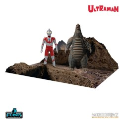 Ultraman figurines 5 Points Ultraman & Red King Boxed Set