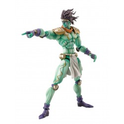 JoJo's Bizarre Adventure figurine Super Action Chozokado (Star Platinum) 16 cm