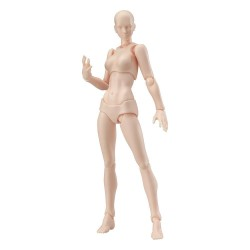 Original Character figurine Figma archetype Next: She - Flesh Color Ver. 14 cm