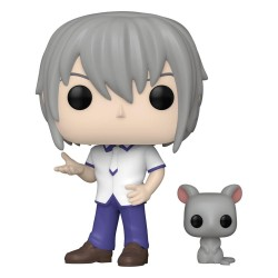 Fruits Basket Figurine POP! Animation Vinyl Specialty Series Yuki Soma w/Rat 9 cm