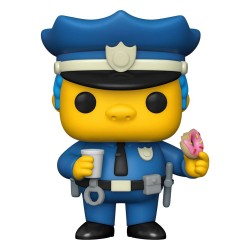 Simpsons Figurine POP! Animation Vinyl Chief Wiggum 9 cm