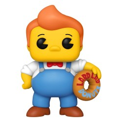 Simpsons Figurine POP! Animation Vinyl figurine Lard Lad 15 cm