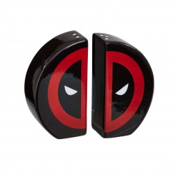 Marvel Comics POP! Home salière et poivrière Deadpool Icon Split