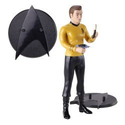 Star Trek figurine flexible Bendyfigs Kirk 19 cm