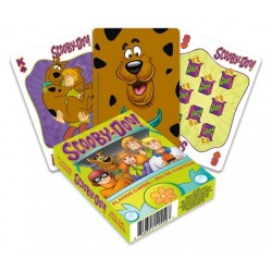 Scooby-Doo jeu de cartes à jouer Cartoon
