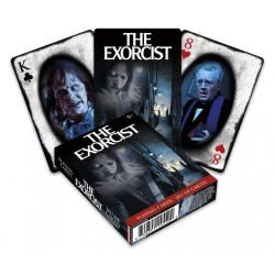 L´ Exorciste jeu de cartes à jouer Movie