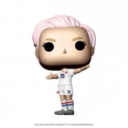 USWNT POP! Sports Vinyl figurine Megan Rapinoe 9 cm