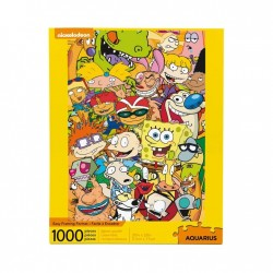 Nickelodeon puzzle Cast (1000 pièces)