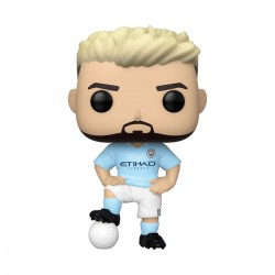EPL POP! Football Vinyl Figurine Sergio Agüero (Manchester City) 9 cm