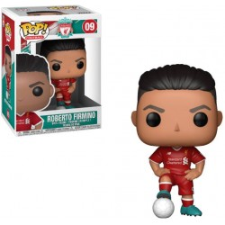 EPL POP! Football Vinyl Figurine Roberto Firmino (Liverpool) 9 cm