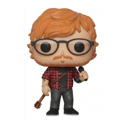 Ed Sheeran POP! Rocks Vinyl Figurine Ed Sheeran 9 cm