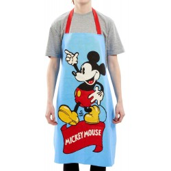 Disney Tablier Blue Mickey