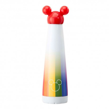 Disney Bouteille metal Mickey Rainbow