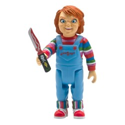 Chucky Jeu d´enfant figurine ReAction Evil Chucky 10 cm
