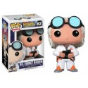 Retour vers le Futur POP! Vinyl figurine Doc Brown 10 cm