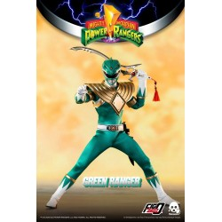 Mighty Morphin Power Rangers figurine FigZero 1/6 Green Ranger 30 cm