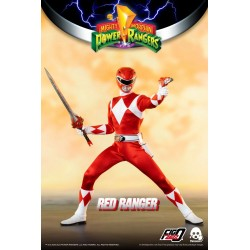 Mighty Morphin Power Rangers figurine FigZero 1/6 Red Ranger 30 cm