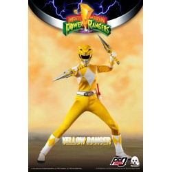 Mighty Morphin Power Rangers figurine FigZero 1/6 Yellow Ranger 30 cm