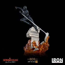 Spider-Man: Far From Home statuette BDS Art Scale Deluxe 1/10 Night Monkey 26 cm
