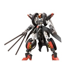 Frame Arms figurine Plastic Model Kit 1/100 RF-12 Wilber Nine 16 cm
