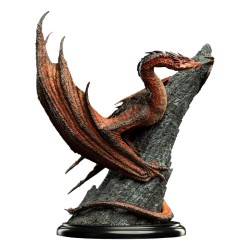 Le Hobbit statuette Smaug the Magnificent 20 cm