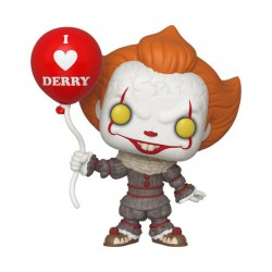 « Il » est revenu 2 POP! Movies Vinyl figurine Pennywise Balloon 9 cm