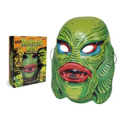Universal Monsters masque Creature from the Black Lagoon (Green)