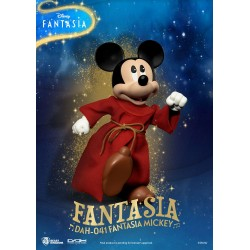 Disney Classic figurine Dynamic Action Heroes 1/9 Mickey Fantasia 21 cm