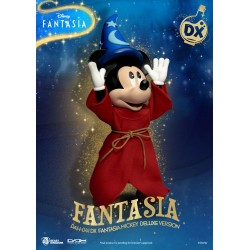 Disney Classic figurine Dynamic Action Heroes 1/9 Mickey Fantasia Deluxe Version 21 cm