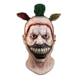 American Horror Story masque latex Twisty the Clown