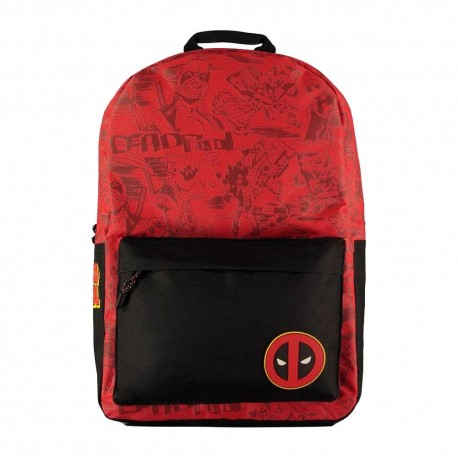 Deadpool sac à dos Grafitti