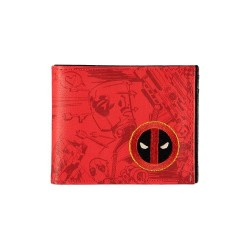 Deadpool porte-monnaie Bifold Grafitti