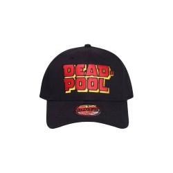 Deadpool casquette hip hop Big Letters