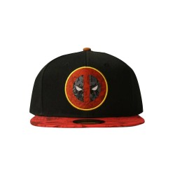 Deadpool casquette Snapback Grafitti