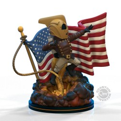 The Rocketeer figurine Q-Fig Elite The Rocketeer 13 cm