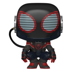 Marvel's Spider-Man POP! Games Vinyl figurine Miles Morales 2020 Suit 9 cm
