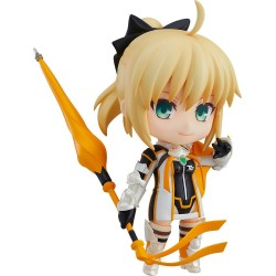 Good Smile Racing & Type-Moon Racing Nendoroid figurine PVC Altria Pendragon : Racing Ver. 10 cm