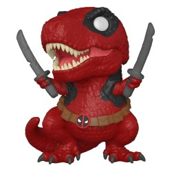 Marvel Deadpool 30th Anniversary Figurine POP! Vinyl Dinopool 9 cm