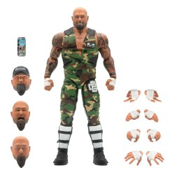 Good Brothers Wrestling figurine Ultimates Doc Gallows 18 cm
