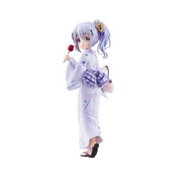 Is the Order a Rabbit statuette PVC 1/7 Chino (Summer Festival) 22 cm