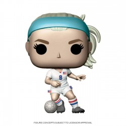 USWNT POP! Sports Vinyl figurine Julie Ertz 9 cm