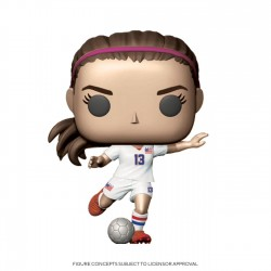 USWNT POP! Sports Vinyl figurine Alex Morgan 9 cm