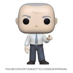 The Office US POP! TV Vinyl figurine Creed w/ Bloody Chase 9 cm