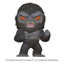 Godzilla Vs Kong Figurine POP! Movies Vinyl Angry Kong 9 cm