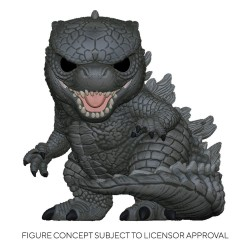 Godzilla Vs Kong Super Sized POP! Movies figurine Godzilla 25 cm