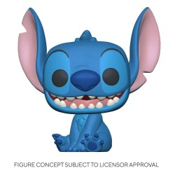Lilo & Stitch POP! Disney Vinyl figurine Smiling Seated Stitch 9 cm