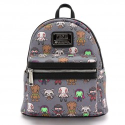 Marvel by Loungefly sac à dos Kawaii (Les Gardiens de la Galaxie)